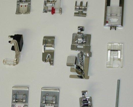 sewing machine presser feet are diesigned to make each sewing task easier