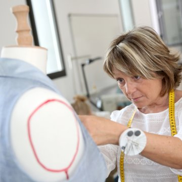 dressmaking course. Learn to make your own clothes