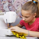 Kids sewing course level 1