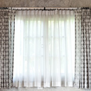 Curtain-making. How to make curtains