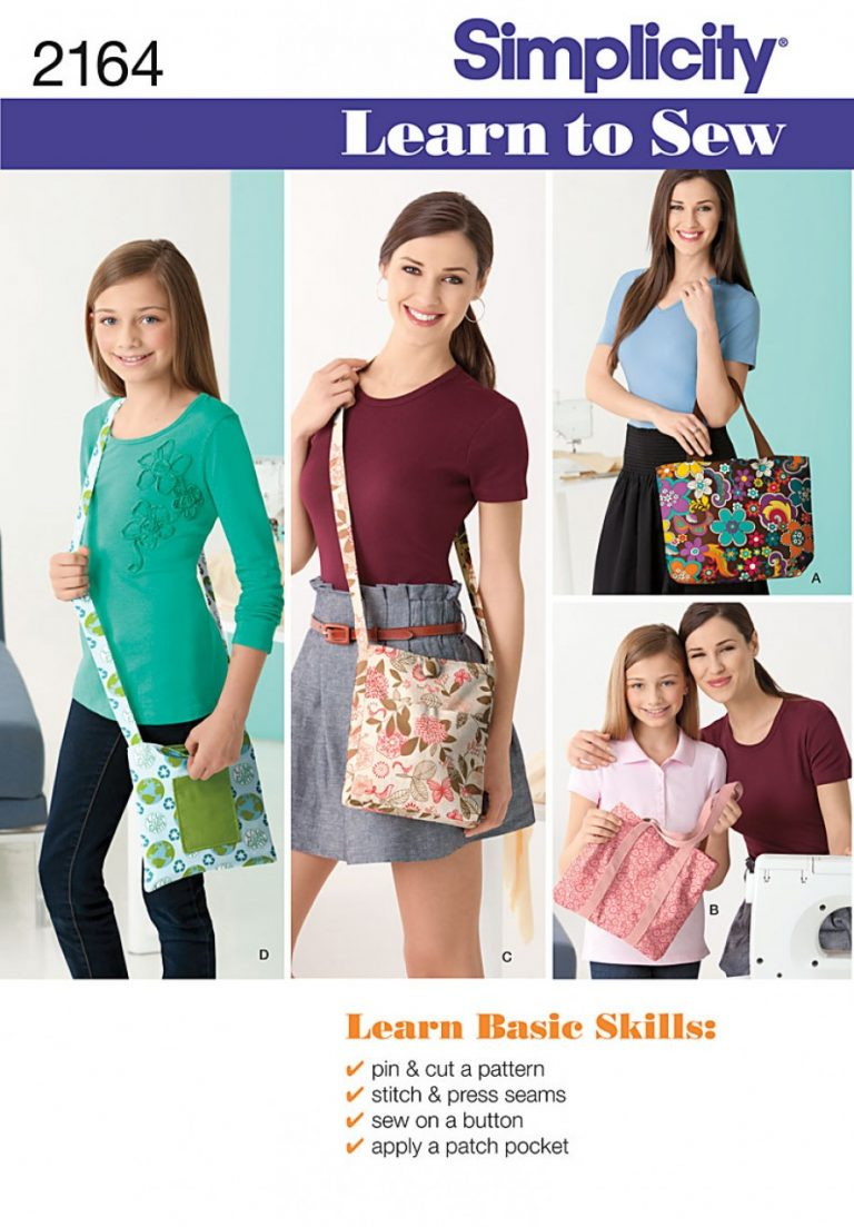 Beginners Sewing Patterns  Best sewing patterns for novices