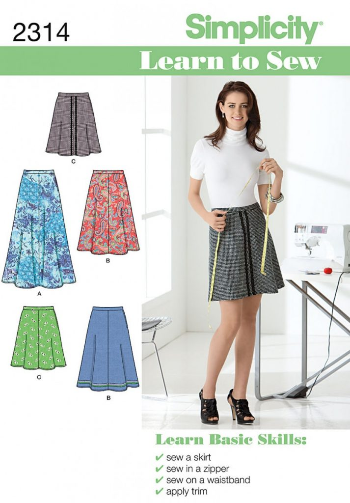 Beginners Sewing Patterns A Round Up Of Sewing Patterns For Novices