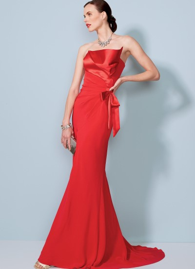 Academy Awards for Sewing Patterns. Oscar nominations for gowns