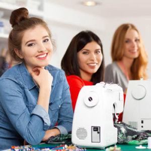 Summer school: Beginners Intensive Sewing course